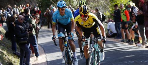 Cyclisme : le top 5 de Tirreno-Adriatico