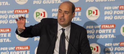 Il Pd di Zingaretti si allea con En Marche di Macron