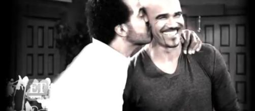 Kristoff St. John on CBS. - [CBS / YouTube screencap]