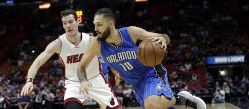 Le Heat et le Magic d'Evan Fournier vont se tirer la bourre pour les playoffs - palmbeachpost.com