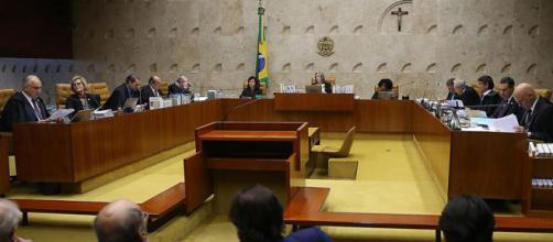 Parentes de ministro do STF foram ameaçados de morte (Foto: (José Cruz/Agência Brasil)