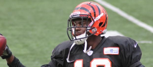 A.J. Green was named a Pro Bowler in each of his first seven seasons. [Image Source: Flickr | Navin75]