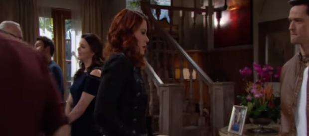 'B&B' cast in action. - [CBS / YouTube screencap]