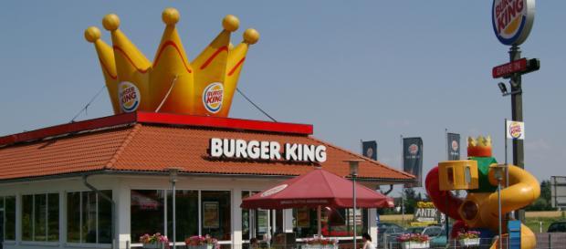 Burger King provoca o concorrente com brincadeira (Foto: Acervo/BlastingNews)