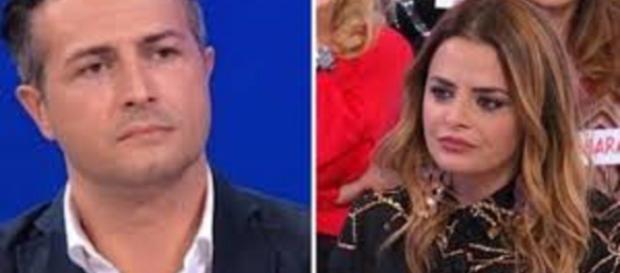 Uomini e donne puntata del 19 marzo: Roberta e Riccardo si dicono addio dopo lo schiaffo