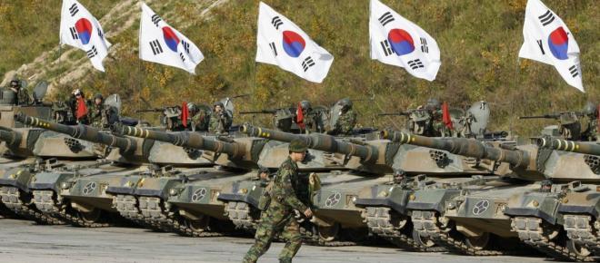 Corée du Sud : l'armée prend des mesures contre les criminels sur le service militaire