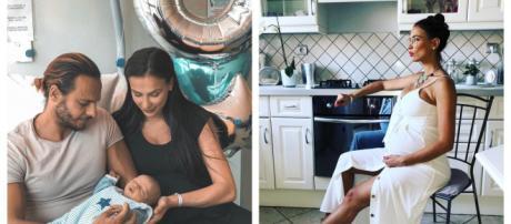 L'ancienne candidate de Secret Story a été victime d'un violent accident avec son fils. Elle s'exprime sur son compte Snapchat.