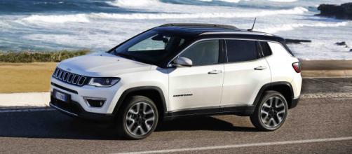 Jeep Compass batte la concorrenza del segmento C a febbraio - autotecnica.org