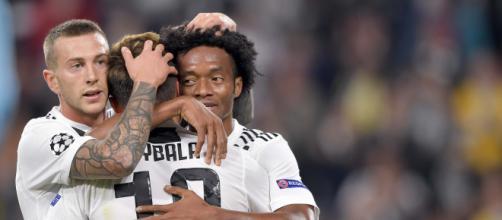 Juventus, la probabile formazione contro il Napoli