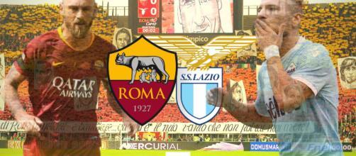 Retesport | [VIDEO e FOTO] - Roma-Lazio 3-1. All'Olimpico la ... - retesport.it