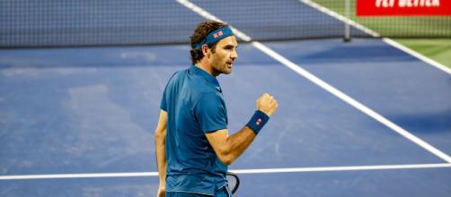 Roger Federer vient de remporter son 100e titre en carrière