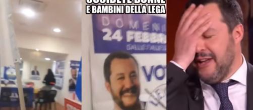 'Uccidete donne e bambini', Salvini diffonde un video proveniente da Oristano