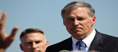 Washington governor Jay Inslee is running for president [Image via Thomas Sørenes/Wikimedia Commons]