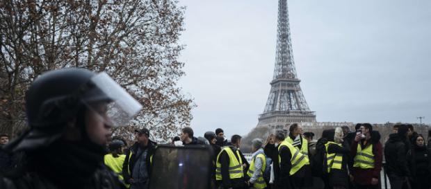 Acte 17 : les Gilets jaunes mobilisés tout le week-end à Paris - lejdd.fr