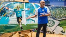 Em entrevista, Marcos comenta uniforme azul do Palmeiras e declara apoio a Bolsonaro