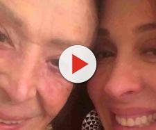 Claudia Raia lamenta a morte da mãe (Arquivo Blasting News)