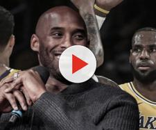 Kobe offered advice for LeBron James regarding the current Lakers situation. - [ESPN / YouTube screencap]