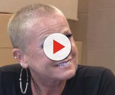 Xuxa da entrevista no YouTube (Reprodução / Youtube / Canal Maicon Santini)