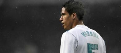 Raphael Varane podría dejar el Real Madrid (Rumores)