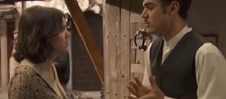 Anticipazioni Il Segreto: Matias e Marcela litigano a causa di Elsa ed Isaac