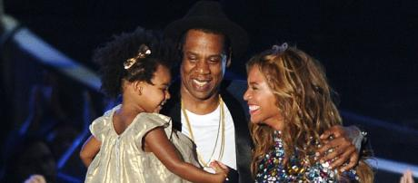 Beyoncé et Jay-Z veulent apprendre le français à Blue Ivy et s ... - voici.fr