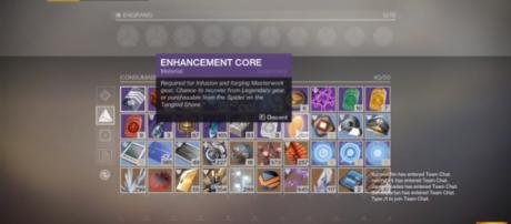 Enhancement Cores is one of the most talked about topics in D2. [Image source: Pyro Gaming/YouTube]