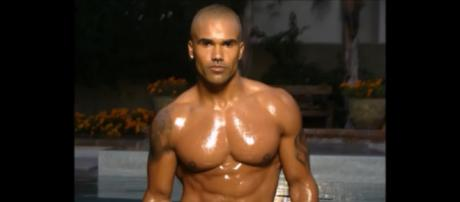 Shemar Moore returns to Y&R as Malcom to say goodbye to Neil. (Image Source:TMZ-YouTube)