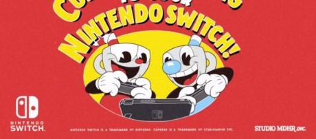 We're so excited to announce that Cuphead is indeed coming to Nintendo Switch on April [Source: Studio MDHR - Twitter]