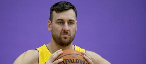 Nba, Andrew Bogut torna a Golden State, i Warriors si rafforzano per i Playoff