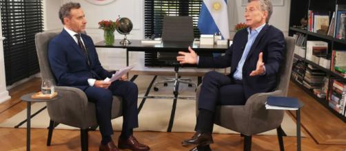"""Mauricio Macri: """"Estoy aquí por los argentinos, no por mis amigos"""""""