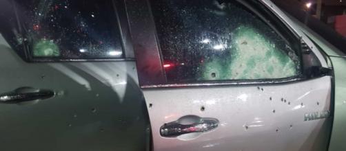 Motorista do tráfico sobrevive a nove tiros de fuzil em MS - com.br