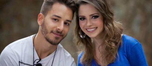 Sandy e Junior fazem turnê comemorativa em 10 capitais brasileiras. (Arquivo Blasting News)