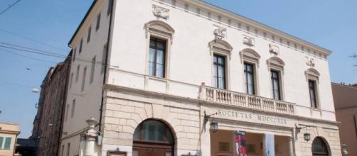Un'immagine del Teatro Sociale di Rovigo