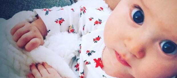 Counting On: Felicity is pulling herself up and crawling everywhere - Image credit - Jeremy Vuolo / YouTube