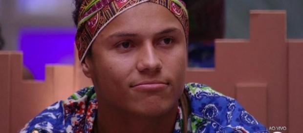 Danrley é eliminado na noite de terça (19). (Reprodução/TV Globo)