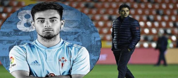Fran Beltrán quiso acordarse de Míchel tras su cese como entrenador del Rayo Vallecano