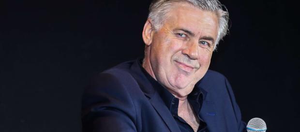 Il Napoli di Ancelotti cercherà la vittoria anche all'Olimpico