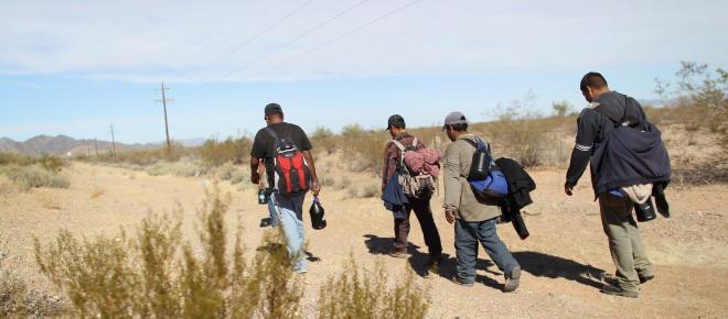 Mexicano fallece bajo custodia de la policía de inmigración