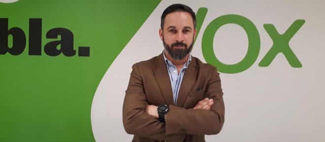 Abascal, Ortega Smith y Espinosa de los Monteros encabezan la lista de Vox por Madrid