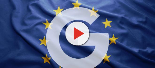 EU issues Google €1.49 billion fine for antitrust practices