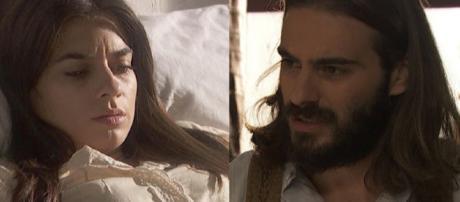 Anticipazioni Il Segreto: Isaac e Consuelo temono per la vita di Elsa
