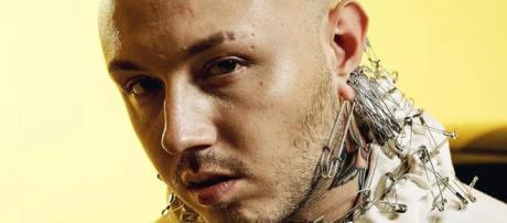 Lazza, rapper, autore di 'Re Mida'