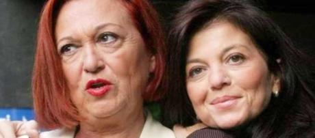 Wanna Marchi e la figlia contro la D'Urso: 'Ci hanno pagato, noi vittime di un agguato'