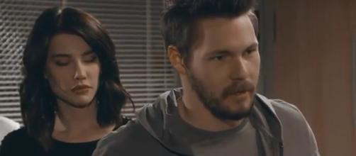 Bradley Bell says love triangle with Steffy, Liam Hope will heat up.(Image Source:Sylvia Petrekosi-YouTube.)