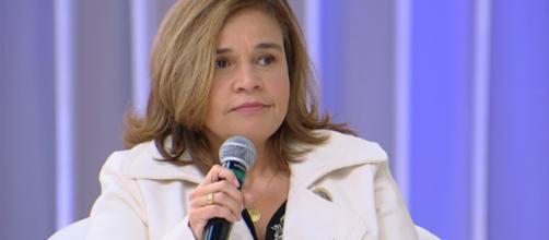 Empresária contou que Claudia ainda estaria inconsciente. (Divulgação/ RedeTV!)