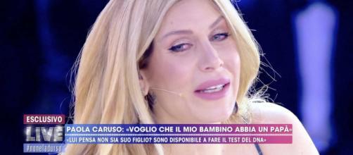 Paola Caruso fa un appello all'ex, Francesco Caserta risponde su IG: 'Sistemeremo tutto'.