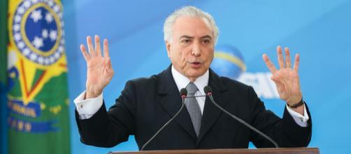 Juiz Marcelo Bretas deu ordens e Lava Jato prendeu Michel Temer (Arquivo Blasting News)