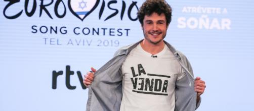 Miki es el representante de Eurovisión