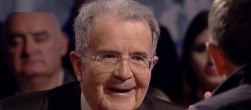 Romano Prodi parla di Europa e di Euro
