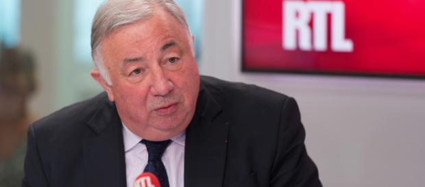 Affaire Benalla : Gérard Larcher se défend face aux accusations de la majorité